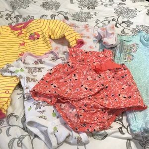 Carters newborn bundle